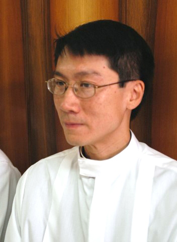 Vocational testimony of the Fr. Dennis Lim LC