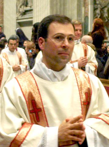 Testimonio vocacional del P. José Eduardo Méndez Torres L.C.