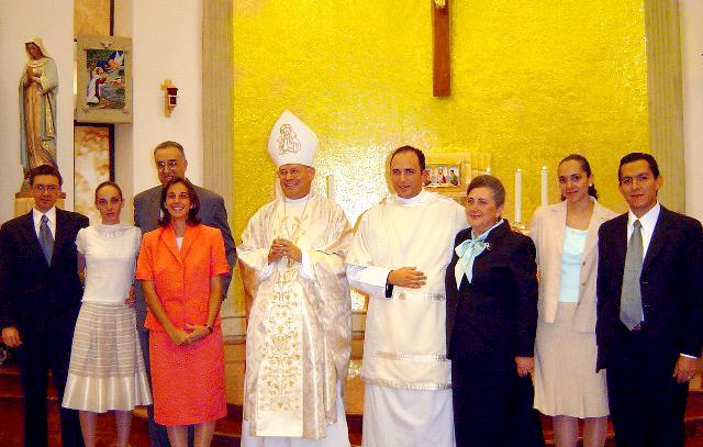Testimonio vocacional del P. Daniel Preciado L.C.