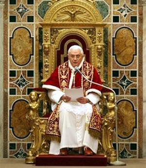 Sua Santità Benedetto XVI