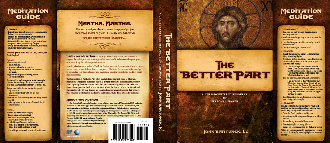The front and back jacket of the book have a quick reference to remember the meditation methodology.