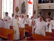 Curso de Bioética para sacerdotes