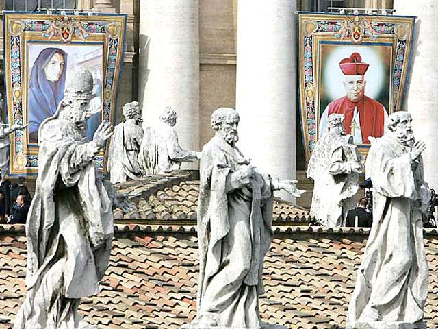 La canonización de cuatro santos, entre ellos Monseñor Guízar
