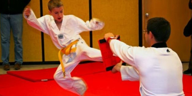 Canyon Heights won first place for the Best Martial Arts Program of 2008.