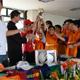 Ganadores de la Copa Faro. Una oportunidad para fomentar la vida de equipo, la superación y la vivencia de las virtudes propias del deporte.
