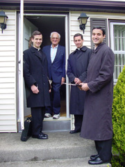 cheshire mission, seminarians