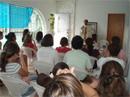 El P. Luis de la Cruz, L.C. celebra la misa con la que daba inicio la fundaci&oacute;n del centro para colaboradoras del <i>Regnum Christi </i>en Acapulco.
