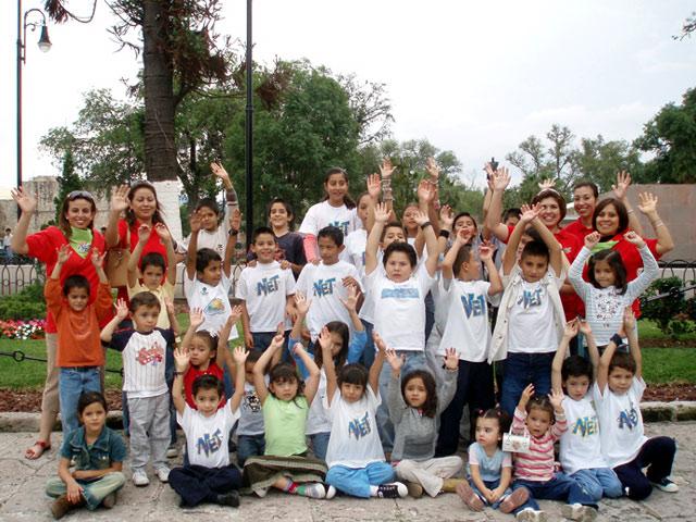 Club de Amigos NET de Morelia, Michoacán (México).