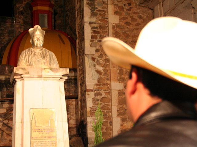 Estatua de San Guizar