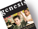 <i>Genesis</i>, a new book on educating kids