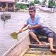 Una volta era solo un pescatore di pesce, ora è pescatore di uomini