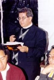 Mons. Pedro Agustín Rivera