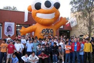 Club Zenit de Aguascalientes, de la red de clubes del ECYD.