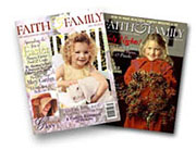 Faith and Family magazine