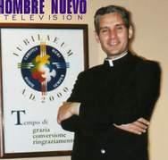 Fr Juan Rivas, LC, founder of Hombre Nuevo