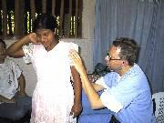 Guatemala, misiones médicas 2004