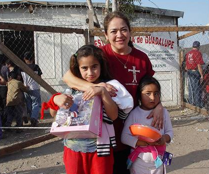 Las colonias de Tijuana y alrededores se benefician de la campaña «Pequeño Jesús».