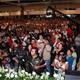 Miles de personas participaron en el congreso del Señor de la Misericordia.