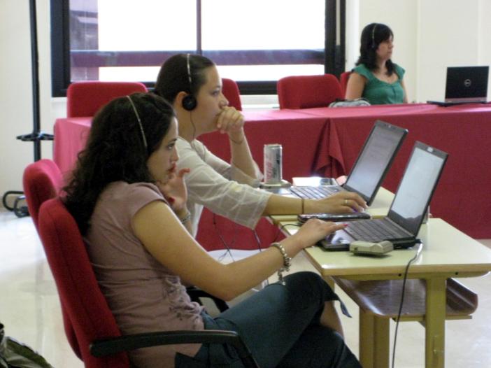 L�attività accademica è stata supportata da numeroso materiale multimediale.