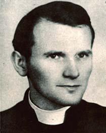 Juan Pablo II joven