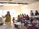 Actividades de la Asociación Pro Superación Personal A.C. (ANSPAC) en el Colegio Mano Amiga Culiacán.