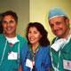 Missionários Médicos em ação.