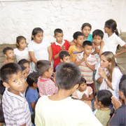 hhmm, children, pray, missionary
