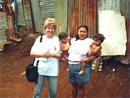 Las primeras misiones de evangelización en Costa Rica, visitaron la zona de Tirrases.