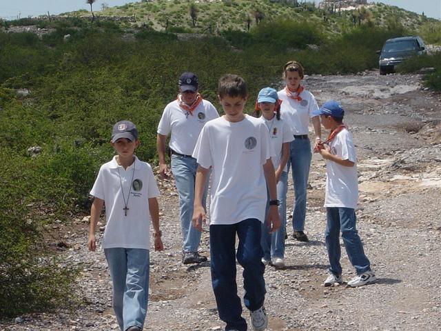 Familia Misionera en Querétaro