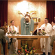 The Mass in the newly dedicated chapel unfolded in a spirit of fervent prayer.