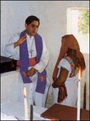 Mons. Jorge Bernal - Obispo de la prelatura de Chetumal-Cancún
