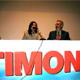 """Claudia Koll e Gianpaolo Barra, direttore de """"il Timone"""""""