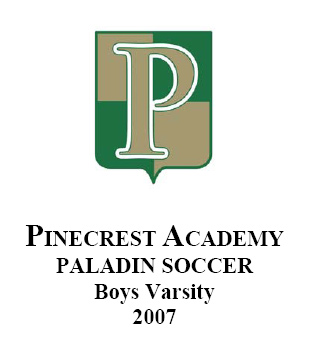 paladin soccer team