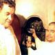 El P. Humberto Ramos López en Tierra Santa, a su izquierda está el P. Mario González, L.C.