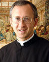 Father Thomas Berg, Executive Director of the Westchester Institute
