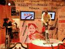 Stand �pedaladas por Perú�