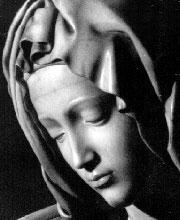 Pieta, Mary