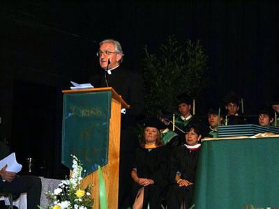 Pine Crest Graduation