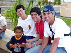 Misiones Semana Santa 2004 Venezuela