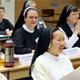 Algunas religiosas participantes del curso.