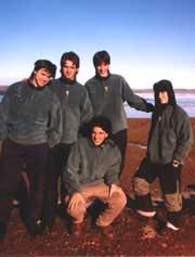 Misiones en tierra de Fuego, Argentina