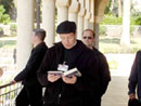 Sacerdoti in esercizi spirituali
