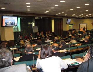 """Seminario internacional """"El deporte, un desafío pastoral y educativo"""" organizado por el Pontificio Consejo para los Laicos."""