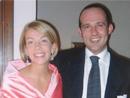 Niccolò Manetti ha 35 anni ed è sposato con Kate, cittadina statunitense.