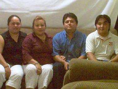 testimonio familia de evangelizador