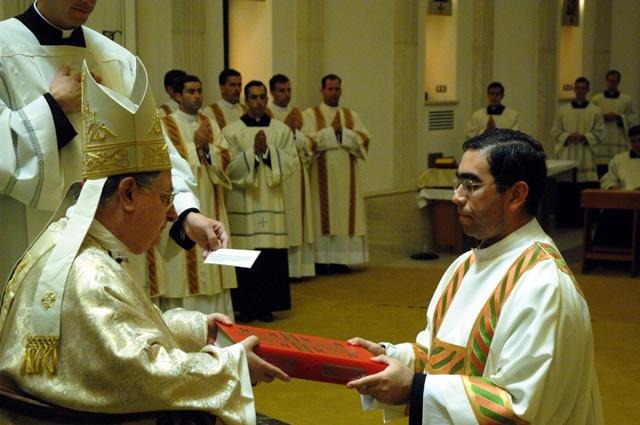 P. Rodrigo Álex Ramírez Zambrano , L.C.