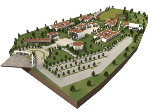 Plano general del proyecto.