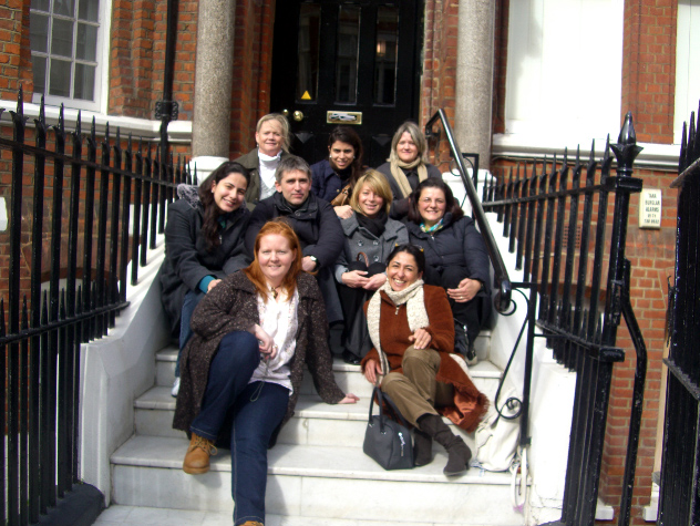 Regnum Christi members in the United Kingdom.