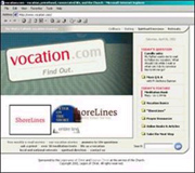 Vocation.com template