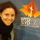 Ana González Molins, miembro del Regnum Christi, participó como voluntaria en la organización de la Jornada Mundial de la Juventud en Sydney, Australia.